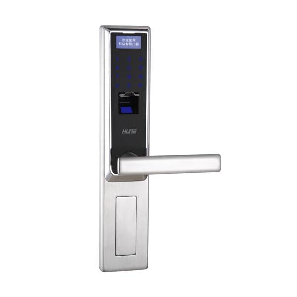 Fingerprint Door Lock Stainless Steel Series 918-62-F