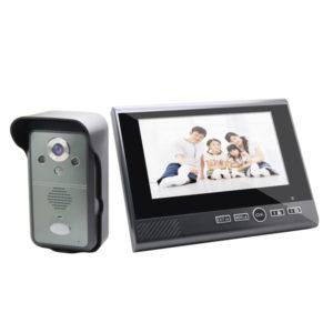 Wireless Video Door Phone Kit