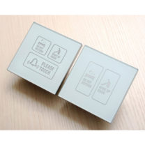 Do not Disturb / Make Up Room Switch G1 wired